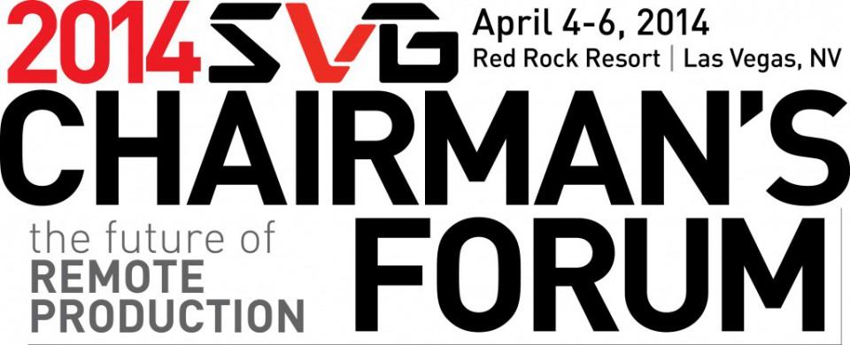 SVG Chairman's Forum 2014