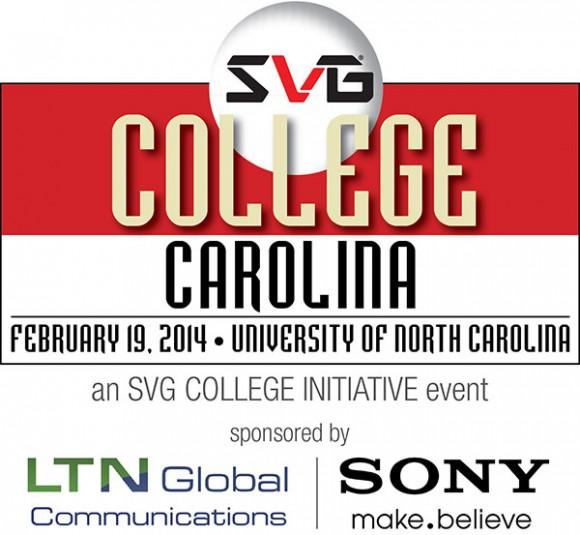 SVG College – Carolina 2014