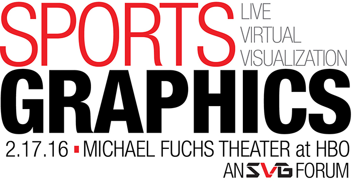 SVG Sports Graphics Forum 2016