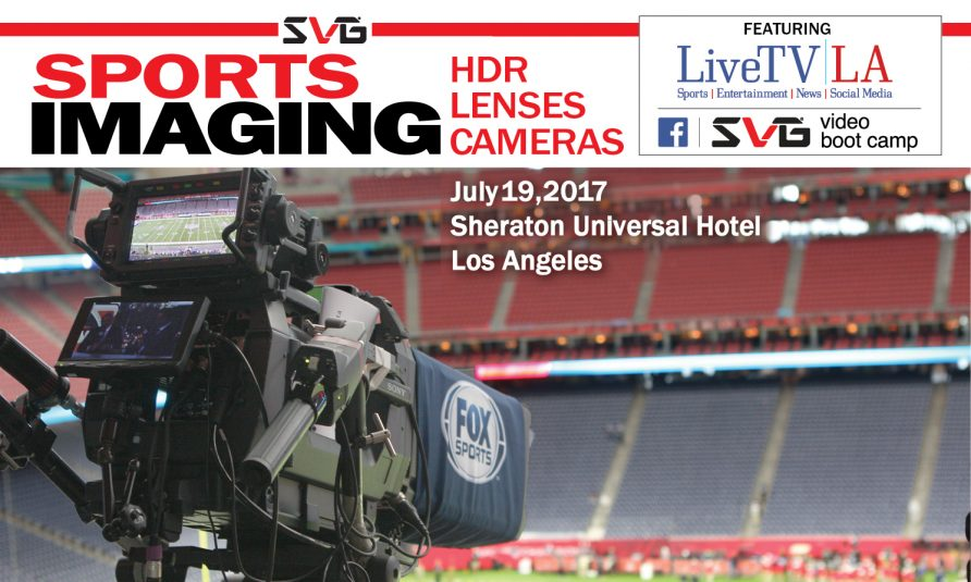 2017 Sports Imaging Forum