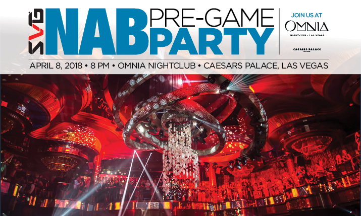 2018 NAB Pre-Game Party