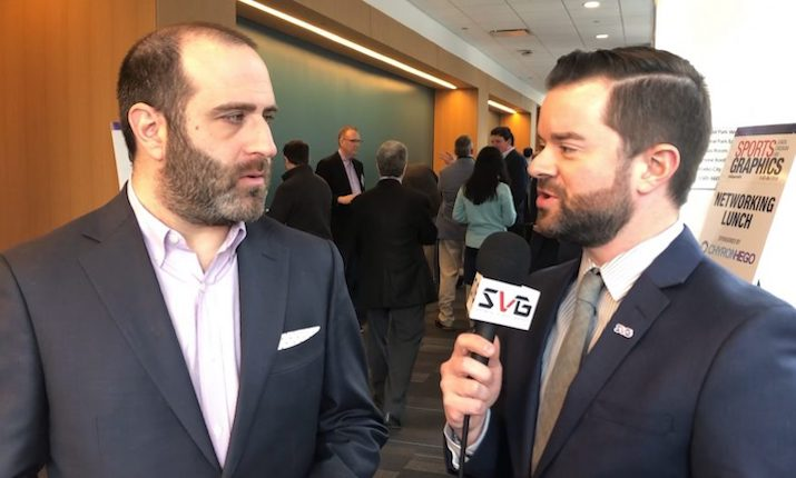 SVG On Demand: Mark Friedman Examines Graphics of NBC Sports Washington's 'Predict the Game'