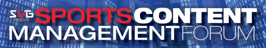 2019 Sports Content Management Forum