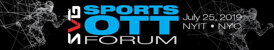 2019 Sports OTT Forum