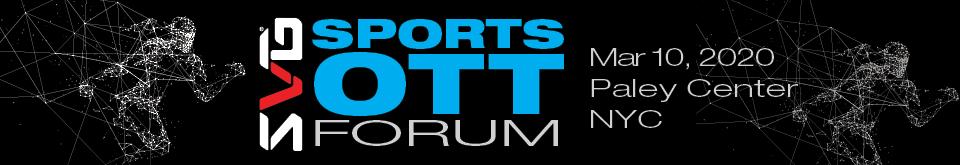 2020 Sports OTT Forum