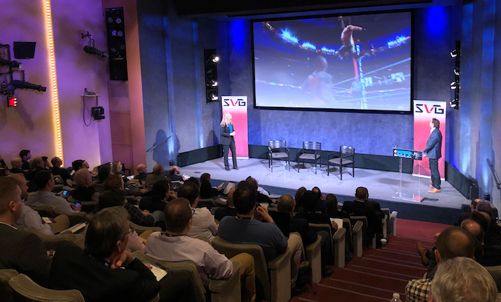 SVG Sports OTT Forum: UHD HDR Super Bowl, WWE Network, In-Depth Tech Talks Highlight Day of Learning