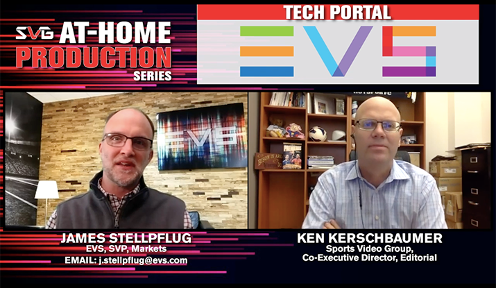 Visit the EVS Tech Portal!