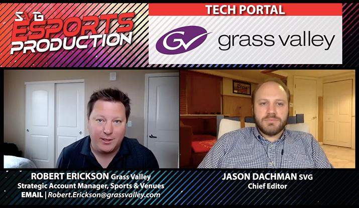 Visit the Grass Valley Tech Portal!