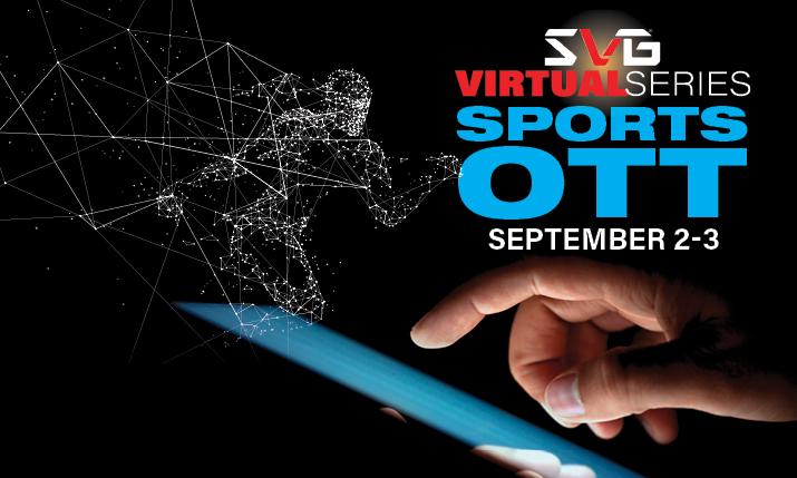2020 SVG Sports OTT Virtual Series