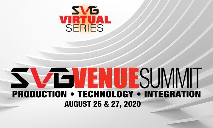 2020 SVG Venue Summit: Virtual Series
